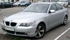 2007 Bmw 520i E60 Related Infomation Specifications