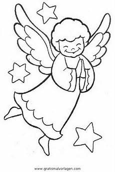 Malvorlagen Engel Pdf Engel 20 Gratis Malvorlage In Engel Weihnachten Ausmalen