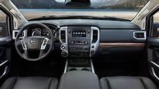 2017 nissan titan interior highlighting center console