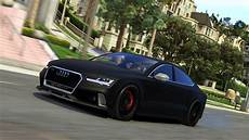 Audi Rs7 Sportback Add On Replace Gta5 Mods