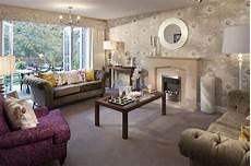 wallpaper lounge design ideas photos inspiration