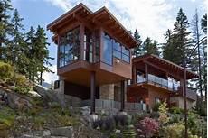 maison en bois de luxe magnificent mountainside mansions lakecrest residence
