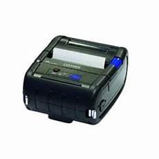 1000826 citizen cmp 30 portable thermal printer