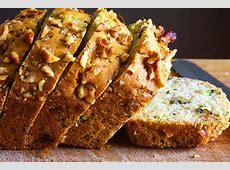 delicious eggless zucchini bread image