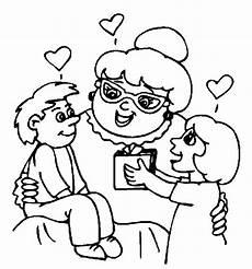 Gratis Malvorlagen Oma Und Opa Opa Und Oma Ausmalbilder Animaatjes De