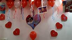 wedding anniversary room decorations youtube