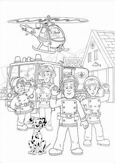 Ausmalbilder Feuerwehr Mann Sam Ausmalbilder Feuerwehrmann Sam 31 Ausmalbilder Kinder