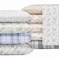The 8 Best Flannel Sheets Laura Ashley Victoria Beige 4 Piece Queen Cotton Flannel