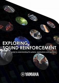 Exploring Sound Reinforcement Yamaha Dvd