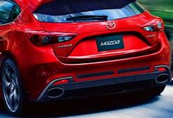 Mazda 3 MPS To Have Turbo 25 Litre AWD  Car News