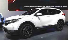 2018 Honda CRV Hybrid MPG  Car US Release