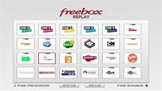 replay freebox sur pc les chaines en replay