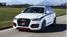 audi q3 2014 2014 audi rs q3 by abt sportsline top speed