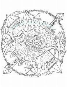 castle coloring pages click on the image for a pdf version which is easy to print or