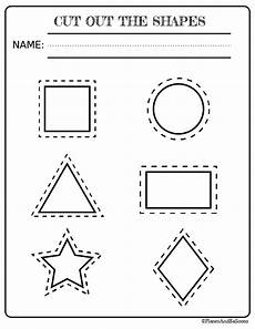 shapes worksheets toddlers 1282 free printable shapes worksheets for toddlers and preschoolers shapes worksheets printable