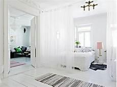 Vorhang Als Raumtrenner Verwenden Kluge Wohnideen Home