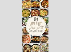 70 best One Pot or One Pan Meals images on Pinterest