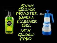 shiny garage shiny garage wheel cleaner gel on gloria fm10 www