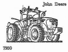 tractors fendt free coloring pages