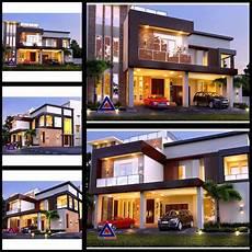 Gambar Desain Rumah Minimalis 2 Lantai Terbaru Modern