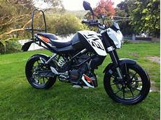 2013 Ktm Duke 200 For Sale