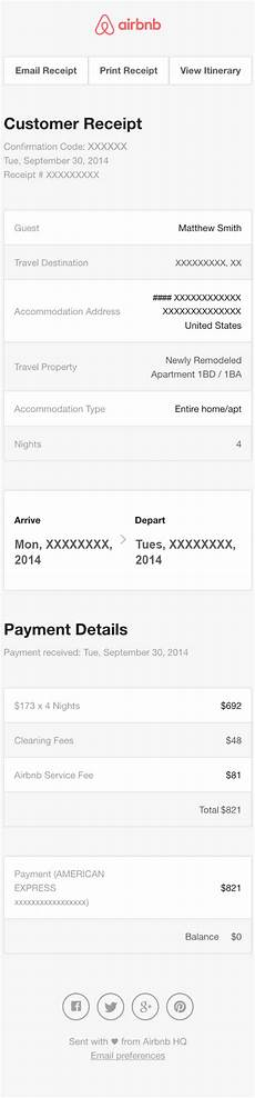 airbnb receipt template billing receipt for reservation xxxxxx really emails