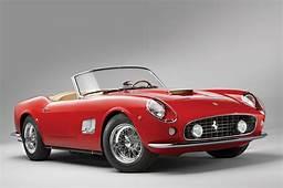 1962 Ferrari 250 GT SWB California Spyder Added To RMs