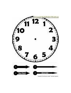 telling time worksheets blank clock faces 2933 pin on teaching math