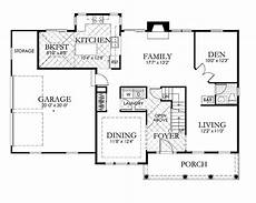 2200 square foot house plans classical style house plan 3 beds 2 5 baths 2200 sq ft