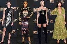 Mtv Awards 2017 The Best Dressed On The Carpet