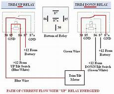 Troubleshooting Testing And Bypassing Spdt Power Trim