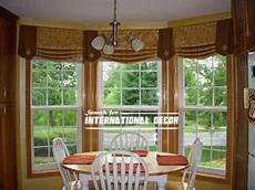 Kitchen Curtains For Bay Windows by Design Kitchen With Bay Window Basic Tips