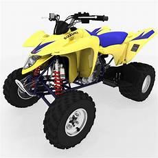 Suzuki Ltz 400 - suzuki ltz 400 bike 3d ma