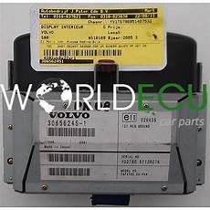 radio cd navi 3af278c du p28 3af278cdup28 volvo s80 2005