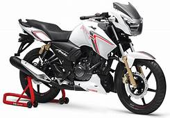 TVS Motors Launched The Apache RTR 180 Race Edition  INR