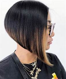 30 hot graduated bob haircuts for women of all ages 2020