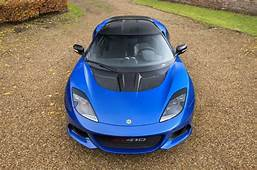 Lotus Evora GT410 Sport Launched As Bridge To GT430