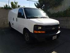 2008 Chevrolet Express Cargo  Overview CarGurus