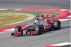 Sergio Perez Formula 1 Mclaren Mp4 28 Editorial Photo