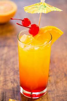 tequila sunrise easy tequila mixed drink averiecooks com