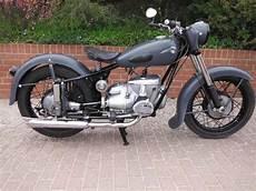 Mz Bk 350 Bj 1955 Mit Papiere Und T 252 V In Waren Kaufen