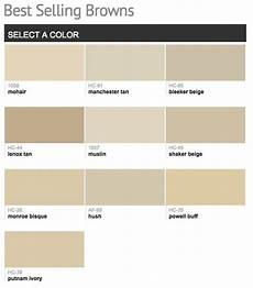 best selling popular shades of brown taupe paint colors from benjamin moore in 2019 beige