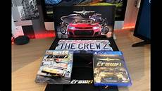 unboxing the crew 2 motor edition ps4