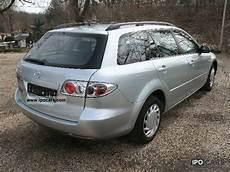 2006 mazda 6 sport kombi 2 0 cd dpf car photo and specs