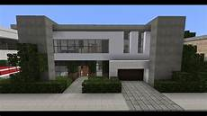minecraft modern house plans minecraft modern house designs 5 youtube
