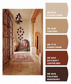 southwestern paint color schemes the southwest desert