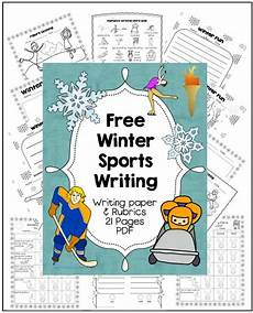 winter sports worksheets 15893 55 winter olympic activities and crafts for tip junkie