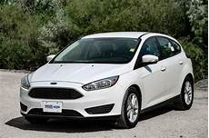 New 2017 Ford Focus Hatchback Se Oxford White For Sale