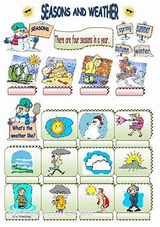 seasons time and weather worksheets 14867 seasons and weather worksheet free esl printable worksheets made by teachers การศ กษา