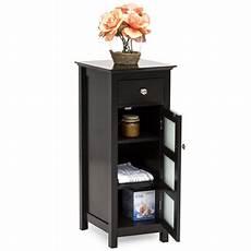best choice products multipurpose bathroom floor storage organization cabinet space saver